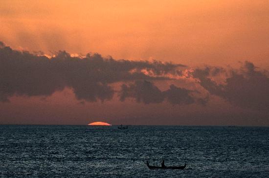 Jimbaran, Indonésia: Tramonto 2