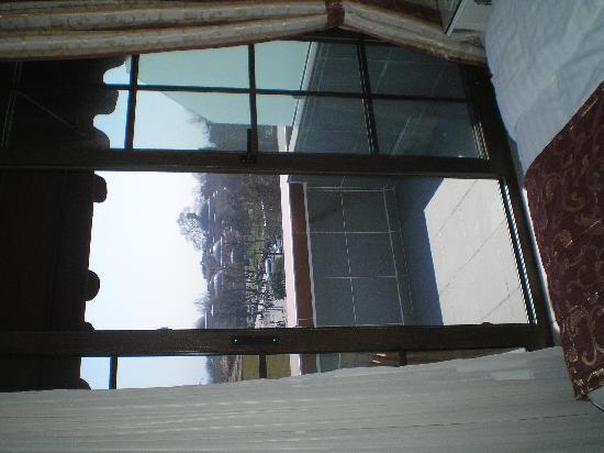 And Hotel: Вид из номера