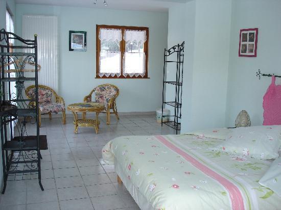 Domaine de Basil : Chambre confort