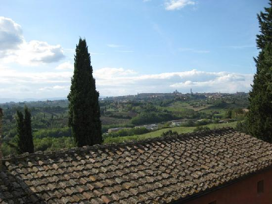 Agriturismo Castel di Pugna: View from the room