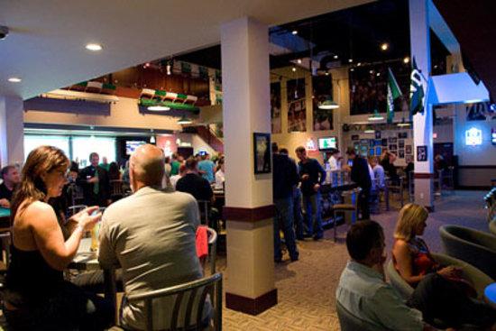 Canad Inns Destination Center Grand Forks: On-Site Pub/Sports Bar