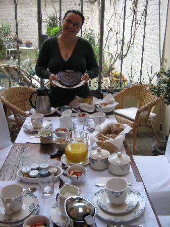 Nouvelle Vie: colazione piu'