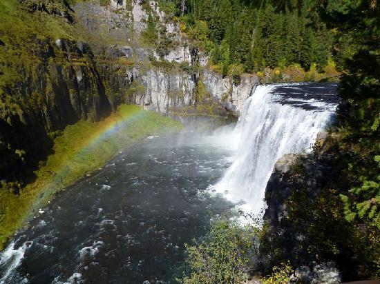 Idaho: Mesa Falls