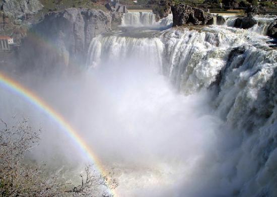 Idaho: Shoshone Falls