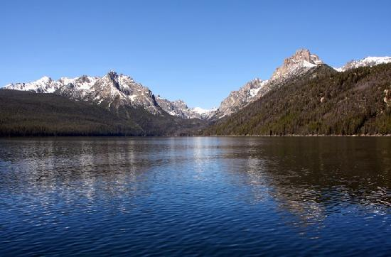‪‪Idaho‬: Redfish Lake‬