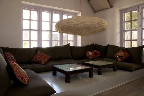 Tings Lounge Hotel: Tings Tea Lounge