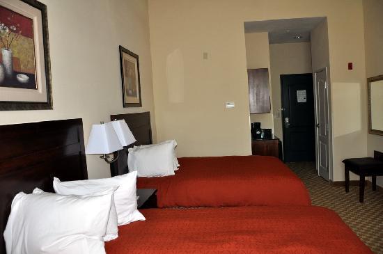 Country Inn & Suites By Carlson, Savannah Airport: My Room