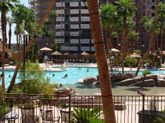 Tahiti Village: Regular pool.