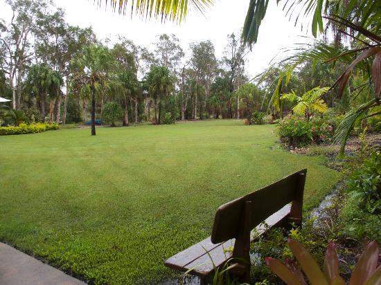 1770 Getaway: More Garden