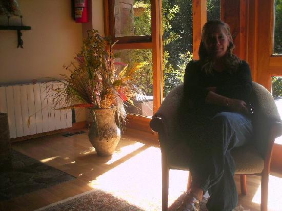 Antuquelen Hosteria Patagonica: Dias hermosos