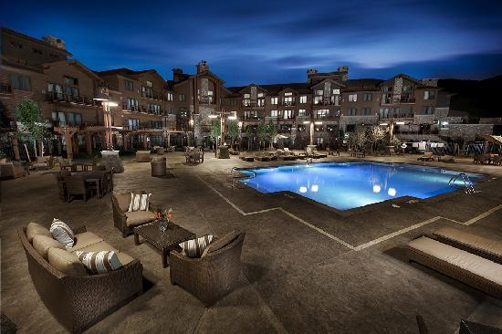 Waldorf Astoria Park City: Relax or get refreashed