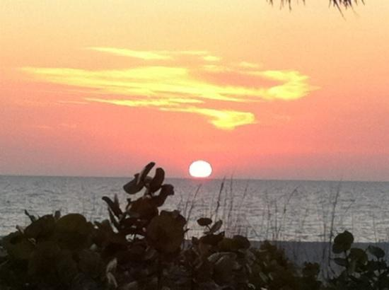 Boca Grande, Флорида: another perfect sunset!