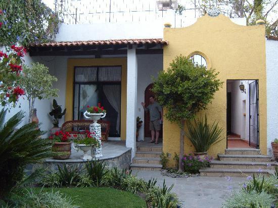 Quinta del Sol: our casita