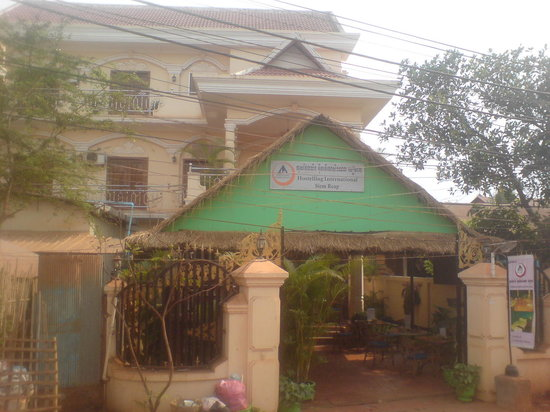 Hostel Siem Reap : Hostel