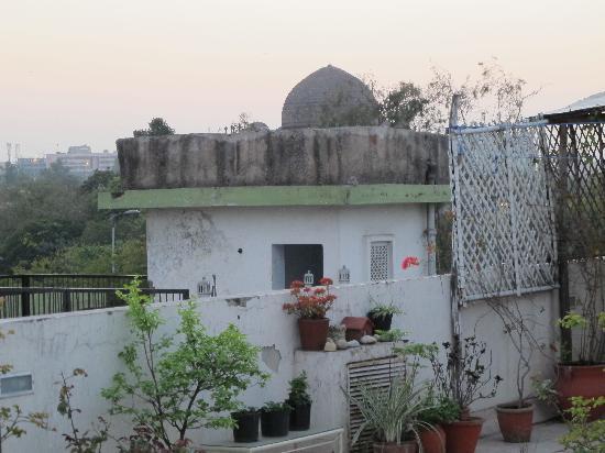 Amaaya rooftop