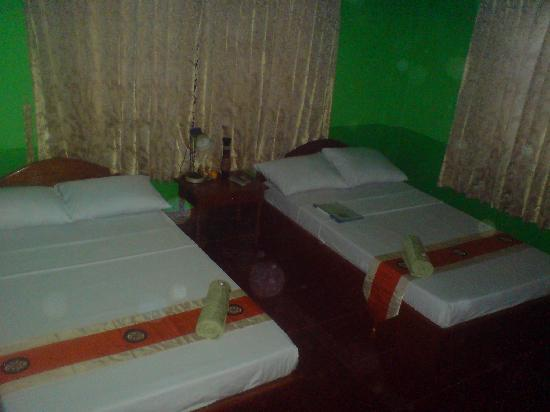 Hostel Siem Reap : Twin Bed Room