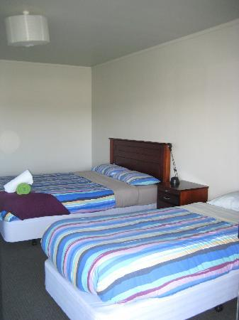 Finlay Jack's Backpackers: The beds (with electric blankets)