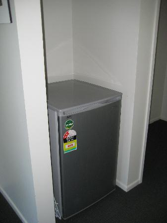 Finlay Jack's Backpackers: Your private Samsung mini fridge