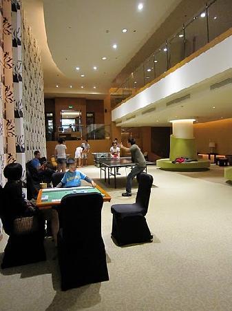 The Ritz-Carlton Sanya, Yalong Bay: Recreation room