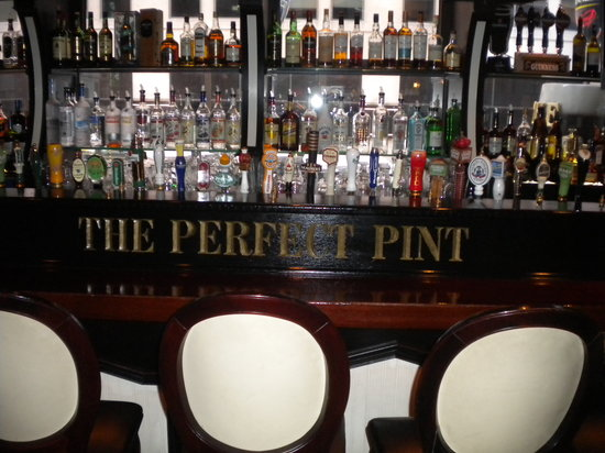 The Perfect Pint: 2nd Floor Bar