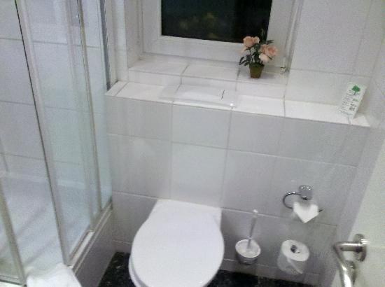 Hotel Mado: Toilette