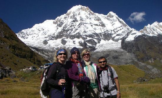 Nepal Vision Treks & Expeditions