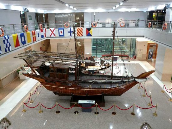 Evergreen Maritime Museum