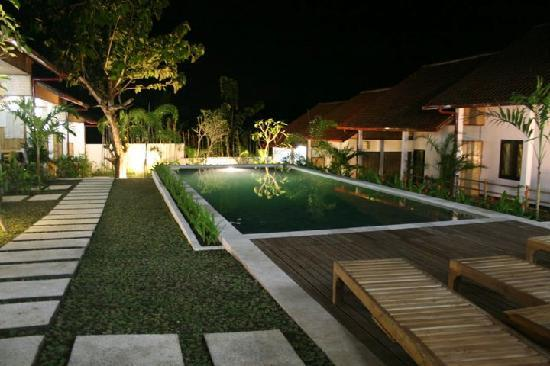 Casa Asia by night