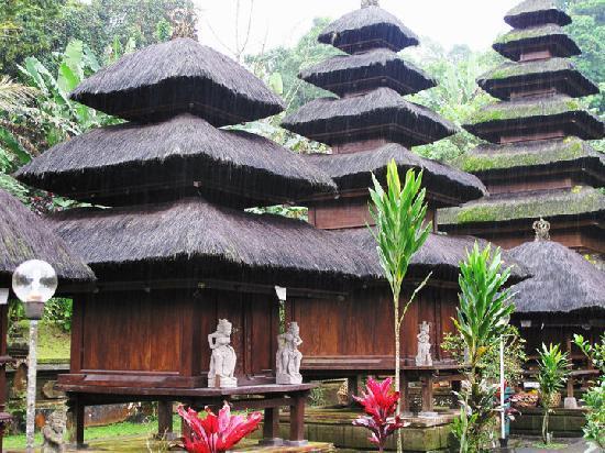 Bali, Indonesia: tempio