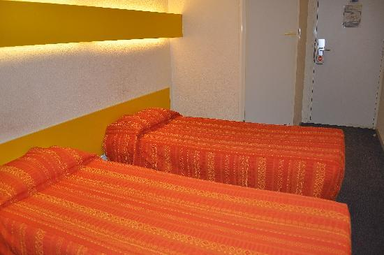 Quick Palace Anglet : Chambre double