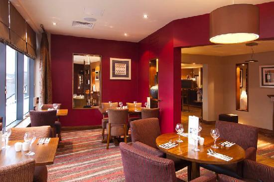 Premier Inn Preston Central Hotel: Snug area