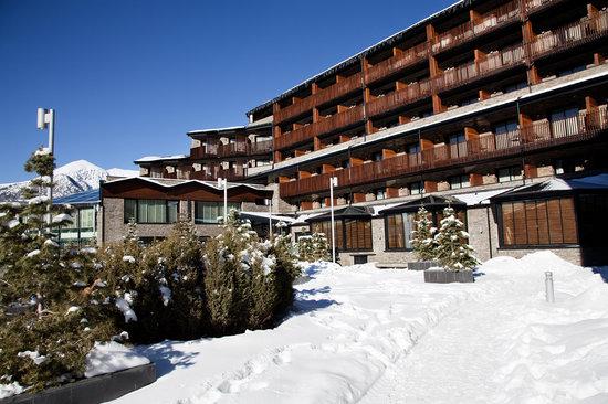 Soldeu, Ανδόρα: Hotel Piolets Park & Spa