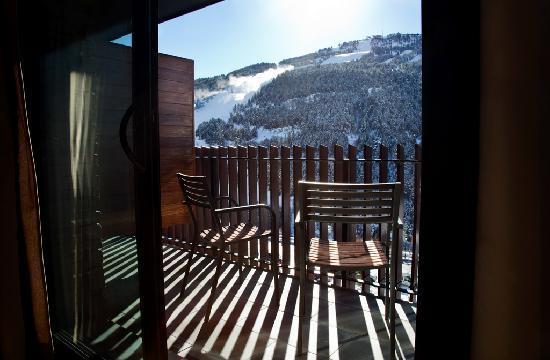 Hotel Piolets Park & Spa_room's balcony