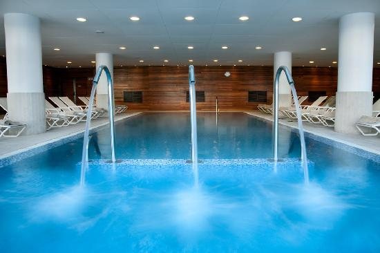 Soldeu, Ανδόρα: Hotel Piolets Park & Spa_dynamic pool