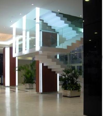 Hotel Gandía Palace: HALL HOTEL