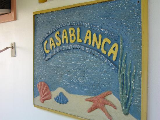 Pousada Casablanca: déco