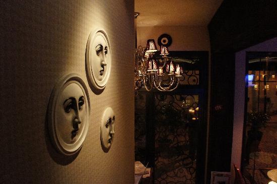 Hypnos Design Hotel: Hypnose Boutique Hotel Istanbul_Reception