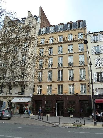 The Le Walt Picture Of Hotel Le Walt Paris Tripadvisor