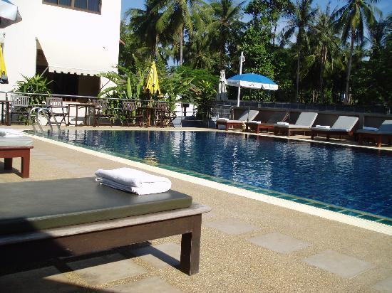Lamai Inn 99: pool