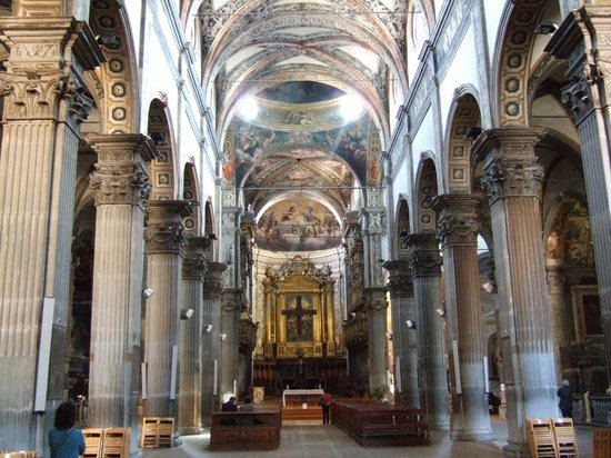 Johannes-Abtei (San Giovanni Evangelista)