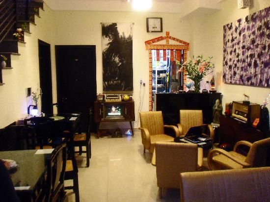 HueNino Hotel: Lobby