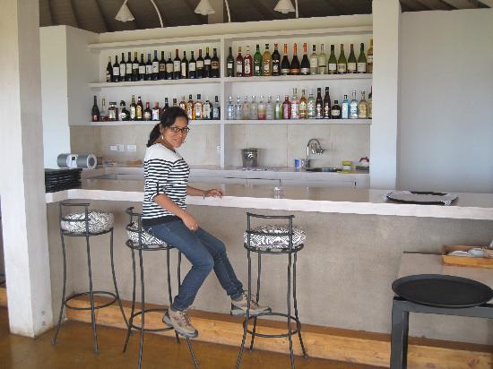 Hotel Altiplanico: Bar del Hotel