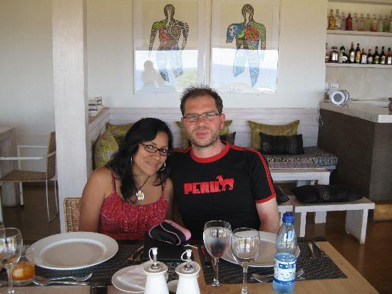 Hotel Altiplanico: Restaurante del Hotel ^^