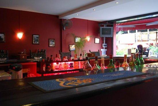 The Look Bar & Restaurant: Bar Area 2