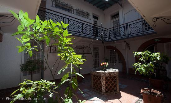 Royal Wilson: Autre vue du patio ensoleillé