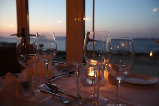 Creevy Pier Hotel: The Pier Restaurant