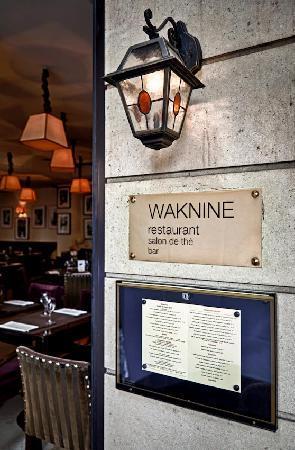 Waknine Restaurant Paris