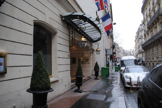 Hotel Rochester Champs Elysees - The Guestbook