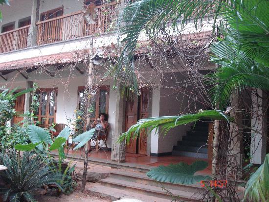 Kochi (Cochin), Indien: hotel fort house