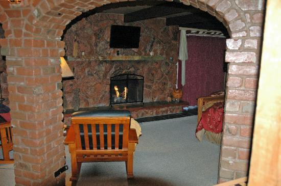 The Lodge at Sedona: Mission Grande King Suite